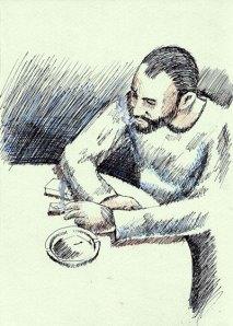 Ilustración de Gabriel Aiquel
