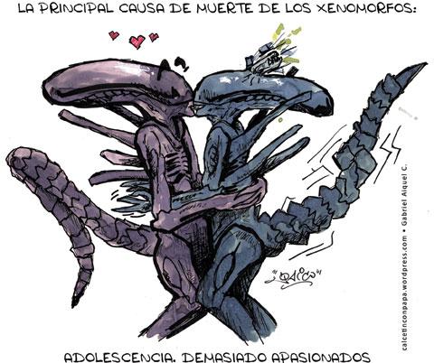 xenomorfo